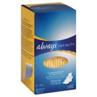 Always Infinity 36-Count Regular Pads