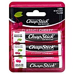 ChapStick Classic 3-Pack 0.15 oz. Lip Balm in Cherry