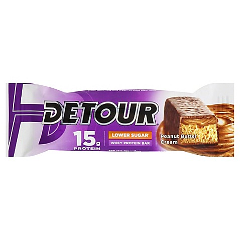 Detour peanut butter cream