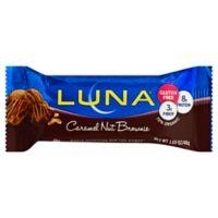Luna® Caramel Nut Brownie 1.7 oz. Nutrition Bar