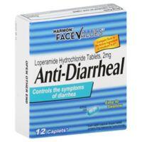 Harmon® Face Values™ 12-Count Anti-Diarrheal Caplets