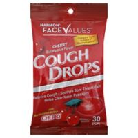 Harmon® Face Values™ 30-Count Cough Drops in Cherry Eucalyptus