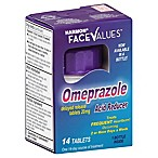 Harmon® Face Values™ 14-Count Omeprazole Delayed Release Acid Reducer Tablets
