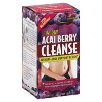 Irwin Naturals 14-Day Acai Berry Cleanse 56-Count Tablets