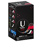 U by Kotex Lightdays Barely There 60-Count Thin Pantiliner