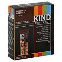 KIND® 4-Pack 1.4 oz. Fruit & Nut Bars in Almond & Coconut