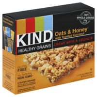 Kind® Healthy Grains 5-Pack Oats & Honey with Toasted Coconut Granola Bars