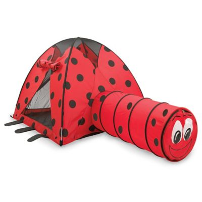 Pretend Play u003e Pacific Play Tents Ladybug Tent u0026 Tunnel Combo Set  sc 1 st  buybuy BABY & Play Tunnels from Buy Buy Baby