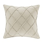 Harbor House™ Linen Square Throw Pillow in Linen