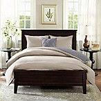 Harbor House™ Linen Reversible King Duvet Cover Set in Grey
