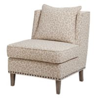 Madison Park Dexter Armless Shelter Chair in Multi