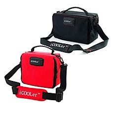 Icooler Freezable Lunch Bag Amp Beverage Cooler Bed Bath