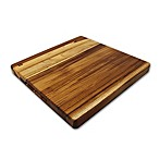 Madeira Housewares 14-Inch M Chop Block Cutting Board in Edge Grain