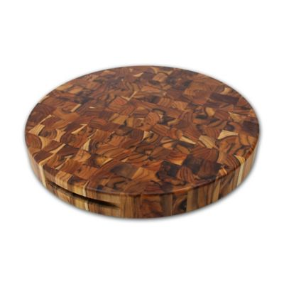 buy round cutting board from bed bath  beyond, Kitchen design