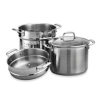 Tramontina® Gourmet 4-Piece 8-Quart Multi Cooker Set
