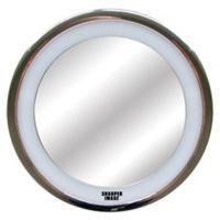 Sharper Image® LED Anti-Fog Shower Mirror in Chrome Finish
