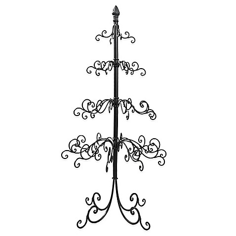 Metal Wire Ornament Tree Bed Bath Amp Beyond