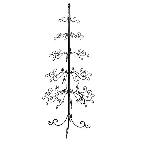 5 Tier Metal Wire Ornament Tree Bed Bath Amp Beyond