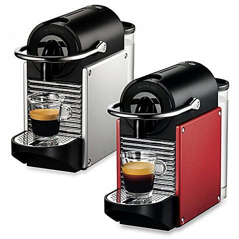 nespresso pixie d60 us al ne espresso machine bed bath. Black Bedroom Furniture Sets. Home Design Ideas