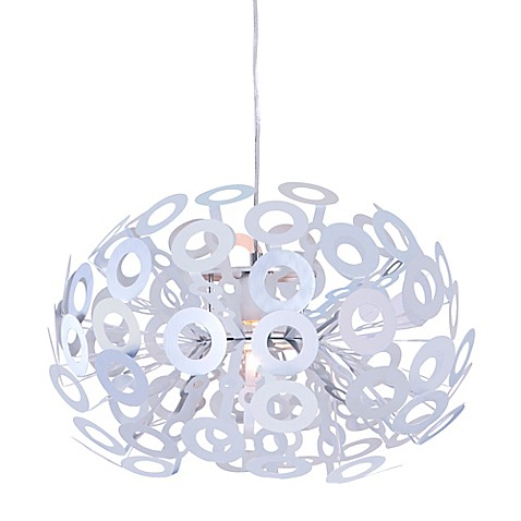 Zuo pure phaser ceiling lamp