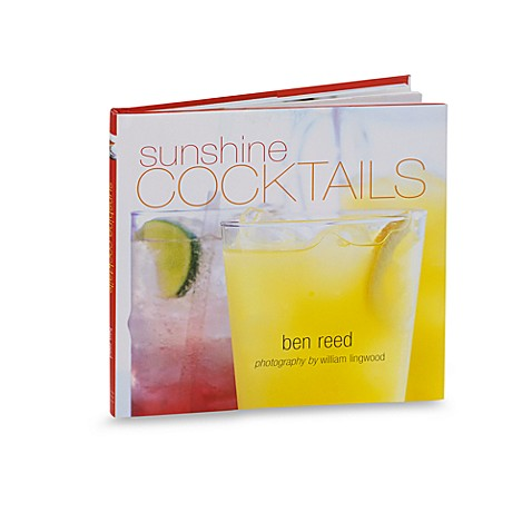 Sunshine Cocktails Cookbook