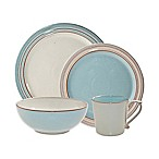 Denby USA Heritage Pavilion 4-Piece Place Setting in Blue