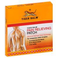 Tiger Balm 5-Count Patch