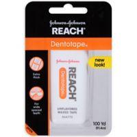 Johnson & Johnson Reach® 100 yd Dentotape® Waxed Tape