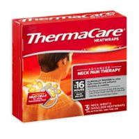 ThermaCare® 3-Count Neck/Wrist/Shoulder HeatWraps