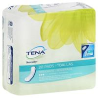 Tena® Serenity® 20-Count Moderate Pads