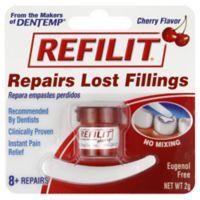 Refilit 2-Grams For Lost Fillings in Cherry Flavor