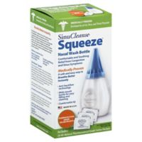 SinuCleanse Squeeze Bottle Nasal Wash Kit
