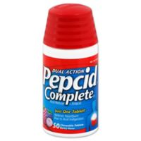 Pepcid® Complete® 50-Count Chewable Tablets in Berry