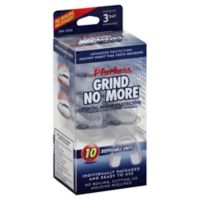 Plackers® Grind No-More® 10-Count Disposable Dental Night Protectors