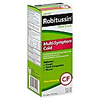 Robitussin® Peak Cold 8 oz. Multi-Symptom Cold Relief Liquid