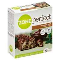 Zone Perfect® Classic 5-Count Nutrition Bars in Chocolate Mint