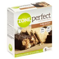 Zone Perfect® Fudge Graham 5-Pack Nutrition Bars