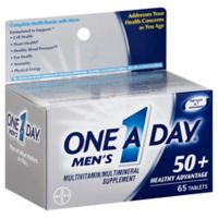 One A Day® Men's 50+ Healthy Advantage 65-Count Multivitamin/Multimineral Tablet