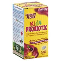 Renew Life® Ultimate Flora Kids Probiotic 30-Count Chewable Tablets in Berry-licious