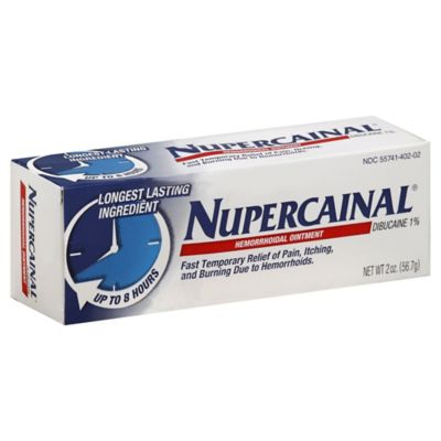 Nupercainal Hemorrhoidal Topical Analgesic 2 oz.Ointment