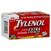 Tylenol® Extra Strength 225-Count Caplets