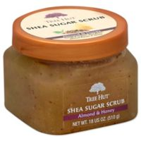 Tree Hut 18 oz. Shea Sugar Body Scrub in Almond Honey