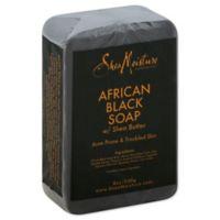 SheaMoisture African Black Soap 8 oz. Soap Bar with Shea Butter