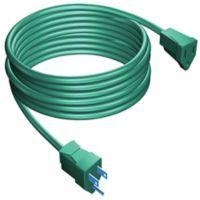 Stanley® PowerMax 50-Foot Outdoor Extension Cord in Green