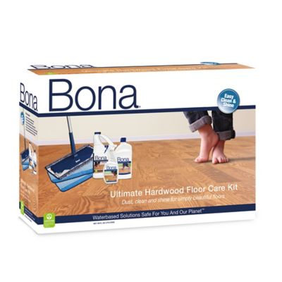 buy bona® hardwood cleaner from bed bath & beyond