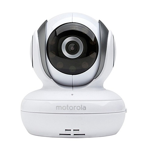 motorola mbp36sbu extra camera for motorola wireless baby monitors bed bath beyond. Black Bedroom Furniture Sets. Home Design Ideas