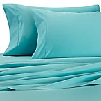 Palais Royale™ 630-Thread-Count Long Staple Cotton Queen Sheet Set in Teal