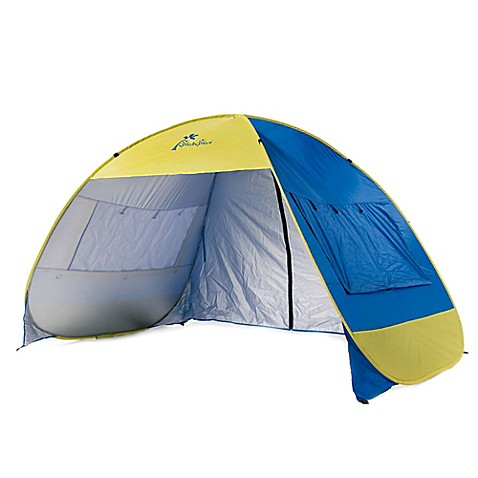 Shade shack instant pop up sun shelter bed bath beyond for Betty nick s fishing report