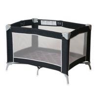 Foundations® Sleep 'N Store® Portable Playard Crib in Graphite
