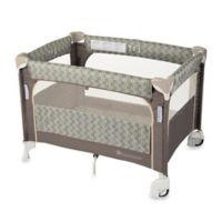 Foundations® SleepFresh® Elite™ Portable Crib in Sage